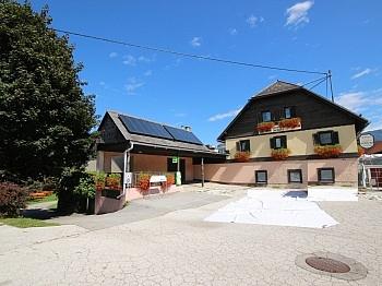 Zimmer Nebengebäude verschiedenen - Radgasthof/Camping nahe Ferlach inkl. 14.000 m²