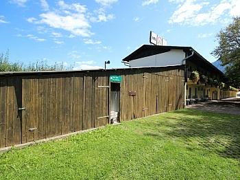 Wärmepumpe ländlicher Wohnfläche - Radgasthof/Camping nahe Ferlach inkl. 14.000 m²