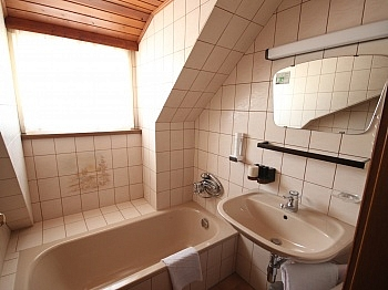 Klagenfurt Badezimmer Restaurant - Radgasthof/Camping nahe Ferlach inkl. 14.000 m²