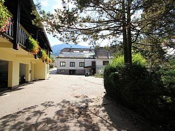 Stockwerke Radgasthof ausgebaut - Radgasthof/Camping nahe Ferlach inkl. 14.000 m²