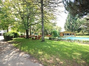 Whirlpool Haupthaus Gastlokal - Radgasthof/Camping nahe Ferlach inkl. 14.000 m²