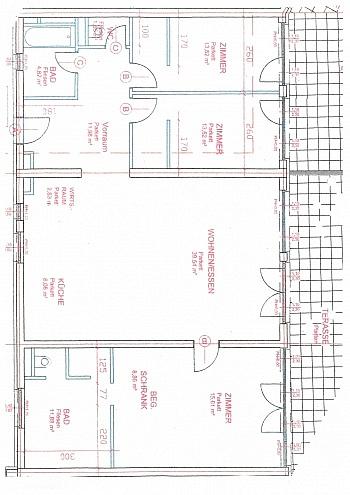 Zimmer Schule Gäste - Tolle neue 133m² 4 Zi Gartenwohnung - 225m² Garten