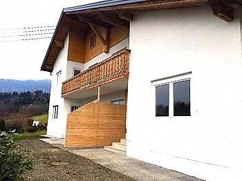 Laminat erfolgt Heizung - Wohnanlage mit 4 Wohnungen Nähe Keutschacher See