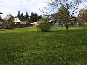 sonnige flacher Schulen -  Schöner, sonniger Baugrund  1073m² in Ferlach