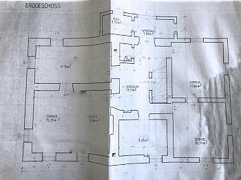 gesamte kleines Bauland - Idyllisches Wohnhaus/Bauernhaus in Schiefling