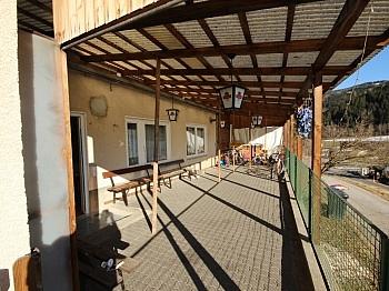 Gang Dach Plan - 175m² Wohnhaus mit 115m² Nebengebäude - Guttaring