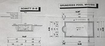 Angaben Bauland Fliesen - Mehrfamilienwohnhaus mit Pool Nähe Pressegger See