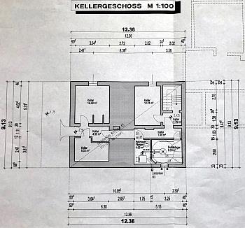 insgesamt Toiletten gewidmet - Mehrfamilienwohnhaus mit Pool Nähe Pressegger See