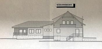 sonniger Optional Elektrik - Mehrfamilienwohnhaus mit Pool Nähe Pressegger See