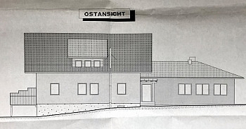 Geräten Ausmaß Vorraum - Mehrfamilienwohnhaus mit Pool Nähe Pressegger See