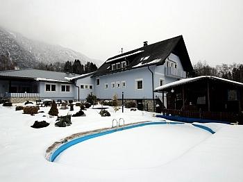 bestehend Zugang Schlafzimmer - Mehrfamilienwohnhaus mit Pool Nähe Pressegger See