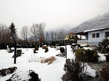 Wohneinheit Wohnzimmer Küche - Mehrfamilienwohnhaus mit Pool Nähe Pressegger See