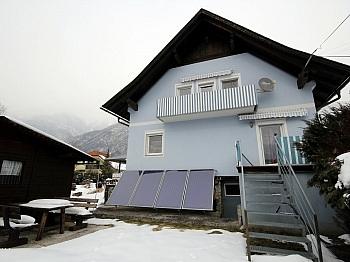 Pressegger Teilkeller jährlich - Mehrfamilienwohnhaus mit Pool Nähe Pressegger See