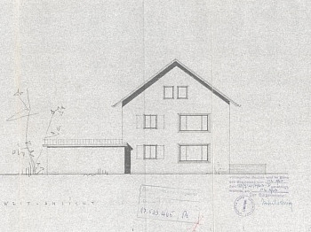 Massivbau insgesamt verglaste - Gepflegtes Mehrfamilienwohnhaus Nähe Krumpendorf