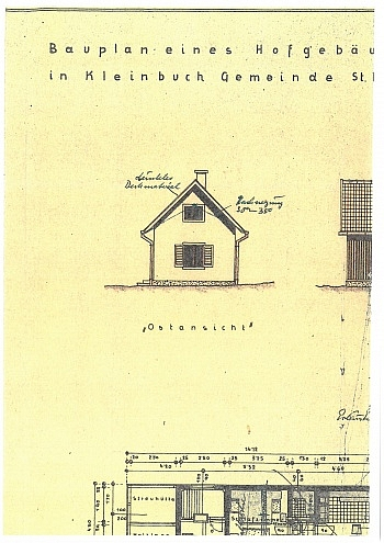 - Älteres Wohnhaus mit 2.083m² Grundstück - Wölfnitz