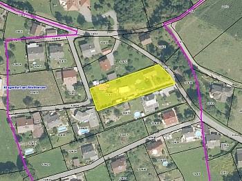 Flächenangaben Fliesenböden Nebengebäude - Älteres Wohnhaus mit 2.083m² Grundstück - Wölfnitz
