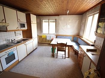 schöne Sonnige Angaben - Älteres Wohnhaus mit 2.083m² Grundstück - Wölfnitz