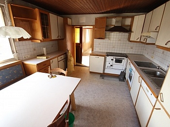 Heizraum leichter mehrere - Älteres Wohnhaus mit 2.083m² Grundstück - Wölfnitz