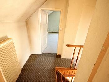 Plan   - Älteres Wohnhaus mit 2.083m² Grundstück - Wölfnitz