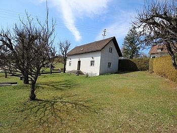 saniertungsbedürftiges Sanierungsbedürftig Wulfeniastrasse - Älteres Wohnhaus mit 2.083m² Grundstück - Wölfnitz