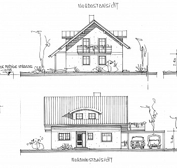 Heizung Villach mittels - Modernes Wohnhaus Nähe Ledenitzen/Faaker See