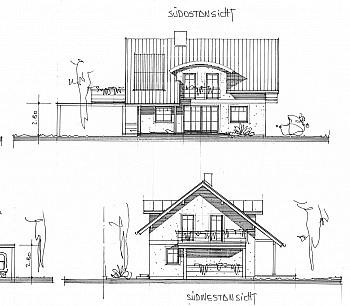 sonnige Garten Alltag - Modernes Wohnhaus Nähe Ledenitzen/Faaker See
