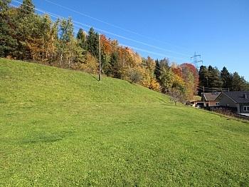 Sachgasse Aussichts schöner - Schöner großer 2.727m² Grund in Ludmannsdorf-Bach