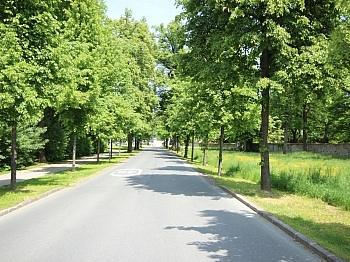 Westausrichtung Stiegenhäusern Wohnhausanlage - Schöne 3 Zi Wohnung mit Tiefgarage - Görzer Allee