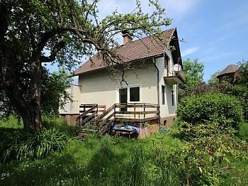 Grundstück Wohnhaus Feschnig - Älteres Wohnhaus mit 1.185m² Grundstück - Feschnig