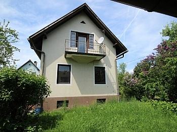 Kellergeschoss Fliesenböden Nebengebäude - Älteres Wohnhaus mit 1.185m² Grundstück - Feschnig