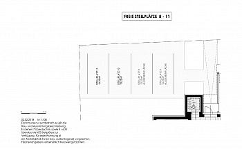 Stellplätze Kellerabteil Freiplätze - Neubauwohnung am Pressegger See/Hermagor