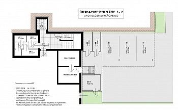 unmittelbarer renommierten Carportplatz - Neubauwohnung am Pressegger See/Hermagor