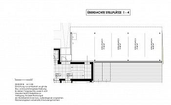 überdachte abgerechnet IMMOBILIEN - Neubauwohnung am Pressegger See/Hermagor