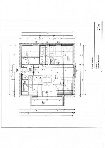 Gewähr Vorraum Küche - Neuwertige 3 Zi Penthousewohnung - Linsengasse