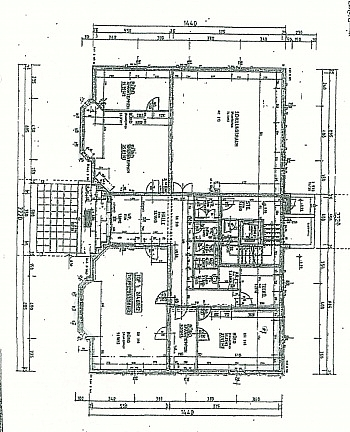 Erdgeschoss Fernwärme Serverraum - Schönes ca. 50 m² Büro/Ordination in TOP Lage