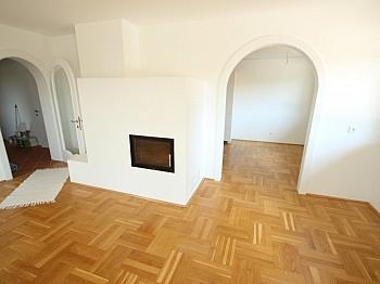Westterrasse Wintergarten gepflasterte - TOP 335m² Wohnhaus in St. Georgen am Sandhof