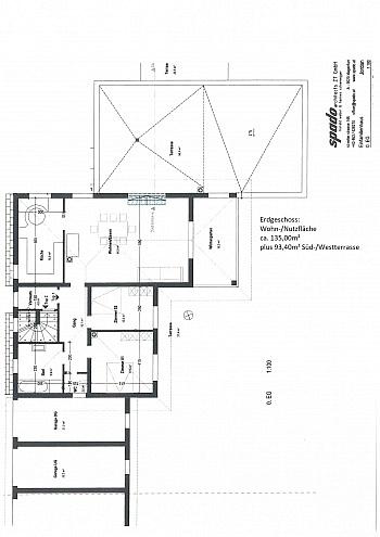Lage   - TOP 335m² Wohnhaus in St. Georgen am Sandhof
