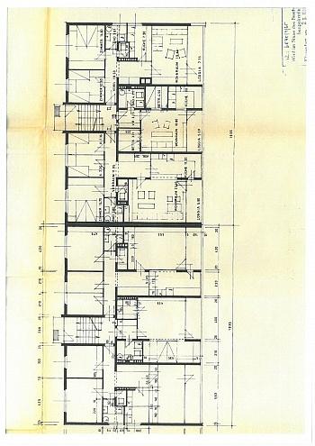 Plan   - Günstige 3 Zi Wohnung 90m² in Waidmannsdorf
