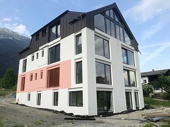 Kunststofffenster Flächenangaben Hausverwaltung - Neubauwohnung am Pressegger See/Hermagor