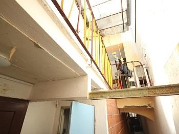 Holzöfen Zentrale erwähnt - Wohn- und Geschäftshaus 125m² in der City