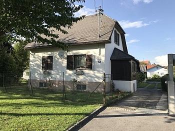 Grundstück Küche Haus - Einfamilienhaus sonnig und ruhig in Waidmannsdorf