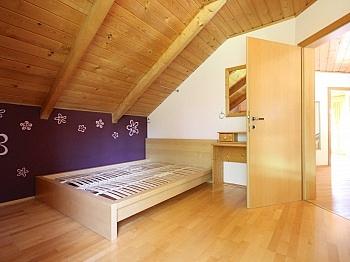Waldrandlage Schlafzimmer Kindergarten - Wohnhaus in Sonnenlage Nähe Völkermarkt