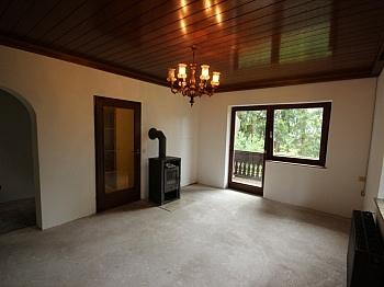 Sonnige Estrich Vorraum - Kleines Wohnhaus bzw. Ferienhaus in Ruhelage!