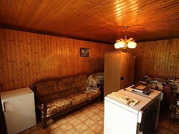 Drau Lage Holz - Kleines Wohnhaus bzw. Ferienhaus in Ruhelage!