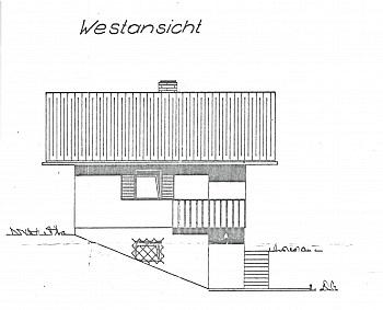 - Kleines Wohnhaus bzw. Ferienhaus in Ruhelage!