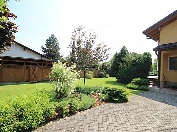 unverbaubare parkähnlich ausgestattet - Wunderschönes junges Haus Nahe OBI, 9560