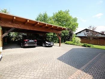 überdachtem überdachten parkähnlich - Wunderschönes junges Haus Nahe OBI, 9560
