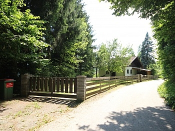 wunderschönen Abstellplätze Fliesenböden - Kleines Wohnhaus bzw. Ferienhaus in Ruhelage!