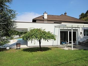 Sandhof Georgen Küche - 180m² 4 Zi Gartenwhg mit Pool - Georgen am Sandhof