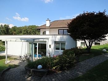 eingefriedetes uneinsichtiges Deckenheizung - 180m² 4 Zi Gartenwhg mit Pool - Georgen am Sandhof
